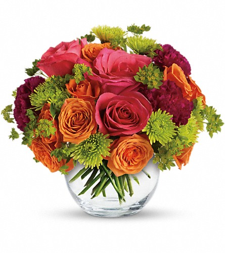 Teleflora's Smile for Me in Sapulpa OK, Neal & Jean's Flowers & Gifts, Inc.