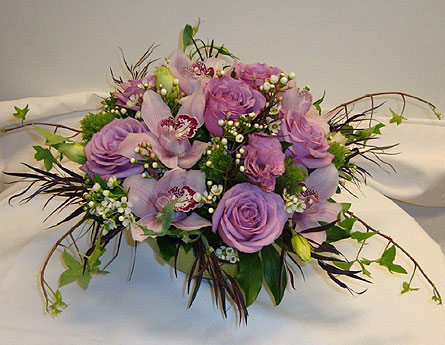 Luxurious Lavender in Victoria BC, Fine Floral Designs