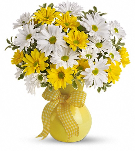 Teleflora's Upsy Daisy in Penetanguishene ON, Arbour's Flower Shoppe Inc