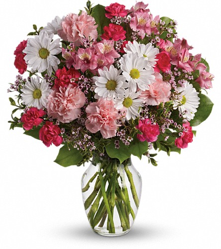 Teleflora's Sweet Tenderness in Royersford PA, Three Peas In A Pod Florist