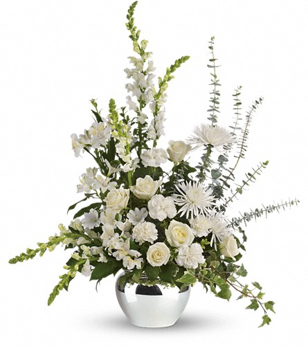 Serene Reflections Bouquet in Naples FL, Gene's 5th Ave Florist