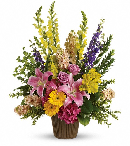 Glorious Grace Bouquet in Greenville SC, Touch Of Class, Ltd.