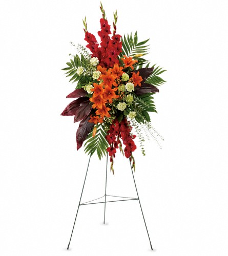A New Sunrise Spray in Oklahoma City OK, Capitol Hill Florist and Gifts