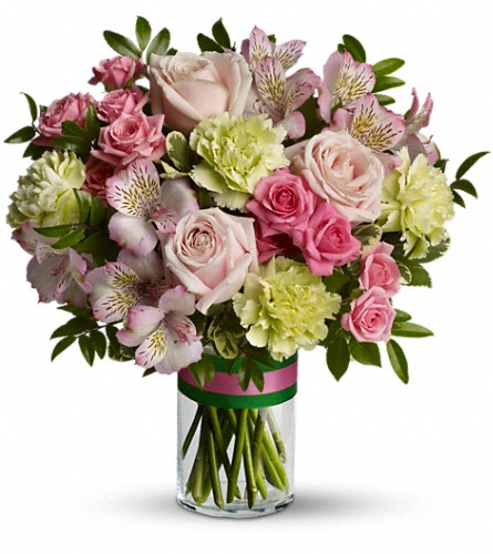 Teleflora's Wonderful You Bouquet in Columbus OH, OSUFLOWERS .COM