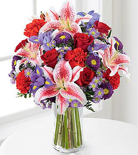 The-FTD-Stunning-Beauty-Bouquet in San Clemente CA, Beach City Florist