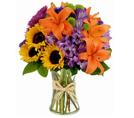 Rural Route Bouquet dans Watertown CT, Agnew Florist