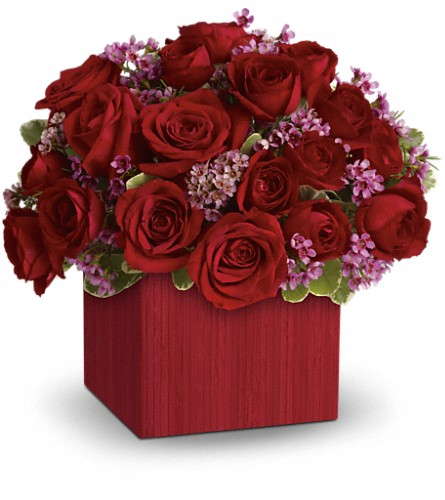 Steal My Heart by Teleflora in Bowmanville ON, Bev's Flowers