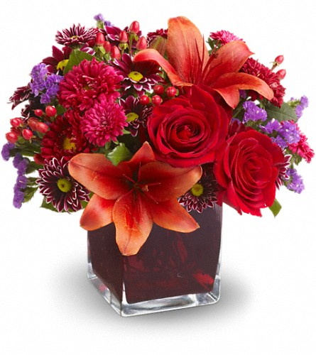 Teleflora's Autumn Grace in Arcata CA, Country Living Florist & Fine Gifts
