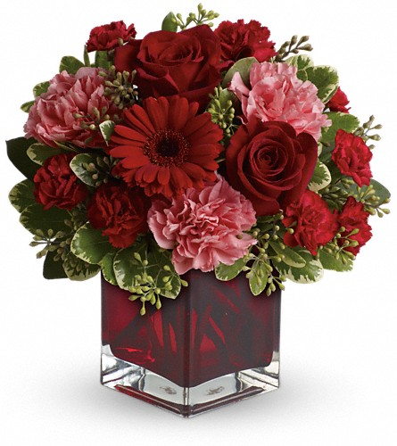 Together Forever by Teleflora in Festus MO, Judy's Flower Basket