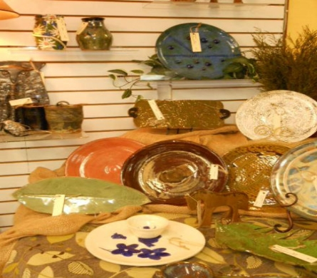 Pottery by Cathie in Amelia OH, Amelia Florist Wine & Gift Shop