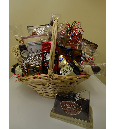 View Larger. Chocolate lovers in Charlotte NC, Wilmont Baskets ...