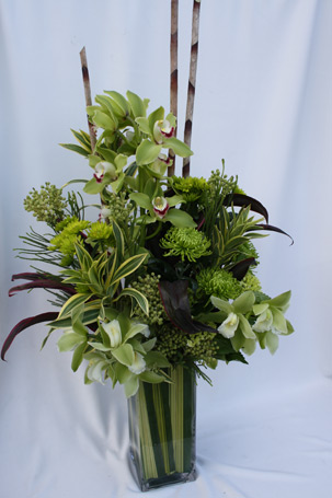 Forever Green in Victoria BC, Fine Floral Designs