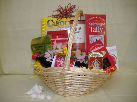 Carolinas Southern Hospitality in Charlotte NC, Wilmont Baskets & Blossoms