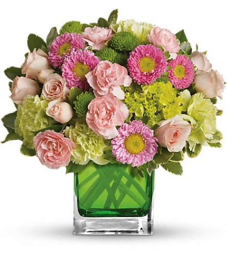 Make Her Day by Teleflora in Ormond Beach FL, Simply Roses