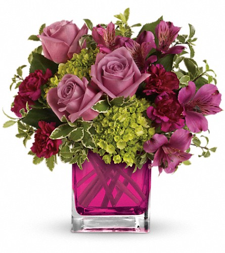 Splendid Surprise by Teleflora in Bakersfield CA, White Oaks Florist