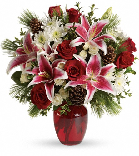 Winter Treasures Bouquet in Bound Brook NJ, America's Florist & Gifts