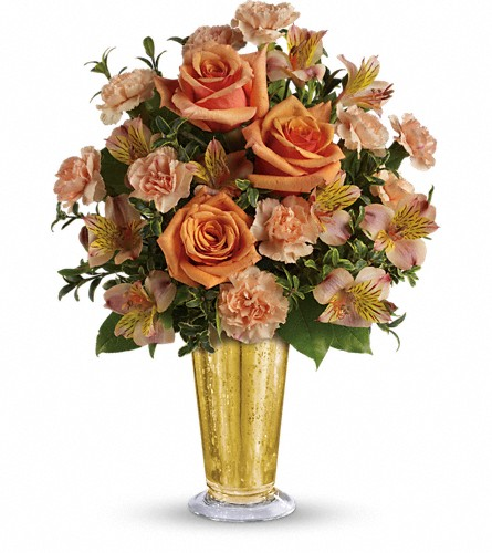 Teleflora's Southern Belle Bouquet in Scarborough ON, Flowers in West Hill Inc.