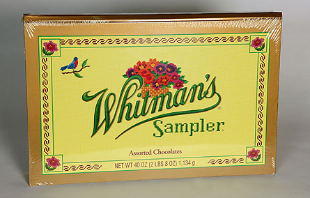 Whitmans Giant Corporate 2 1/2 Lb Box in Southampton PA, Domenic Graziano Flowers