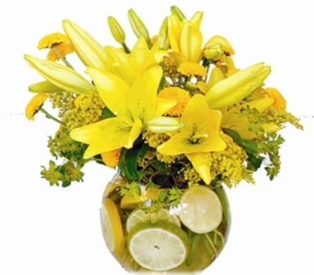 Lilies and Lemons in Little Rock AR, Tipton & Hurst, Inc.