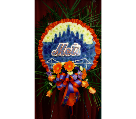 Mets Symbol in Freehold NJ, Especially For You Florist & Gift Shop