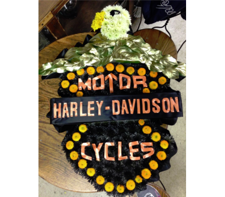 Harley Symbol in Freehold NJ, Especially For You Florist & Gift Shop