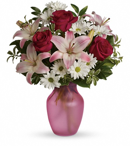 She's The One Bouquet in Edgewater FL, Bj's Flowers & Plants, Inc.