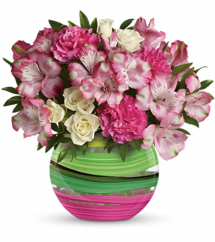 Spring Artistry Bouquet by Teleflora in Ajax ON, Reed's Florist Ltd