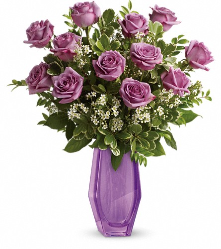 Teleflora's Simply Exquisite Bouquet in Oklahoma City OK, Array of Flowers & Gifts