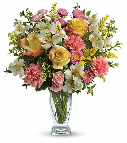 Meant To Be Bouquet by Teleflora in Kelowna BC, Burnetts Florist & Gifts