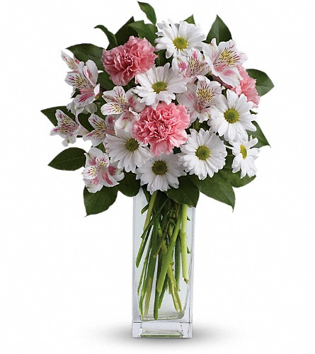Sincerely Yours Bouquet by Teleflora in Brooklyn NY, Enchanted Florist