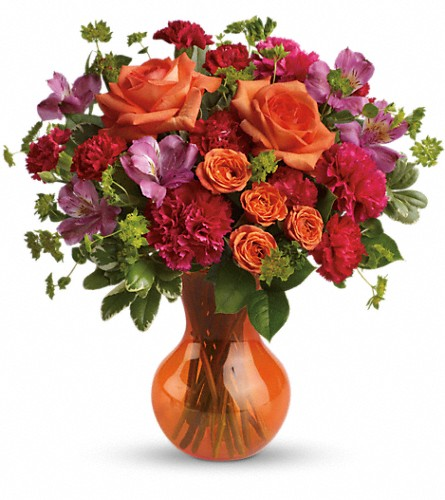 Teleflora's Fancy Free Bouquet in Reynoldsburg OH, Hunter's Florist