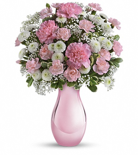 Teleflora's Radiant Reflections Bouquet in Evansville IN, Cottage Florist & Gifts