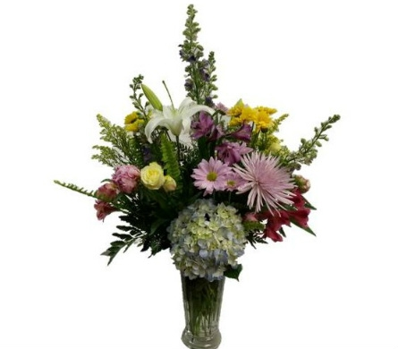 Classic Spring - Custom Design by Agnew Florist dans Watertown CT, Agnew Florist