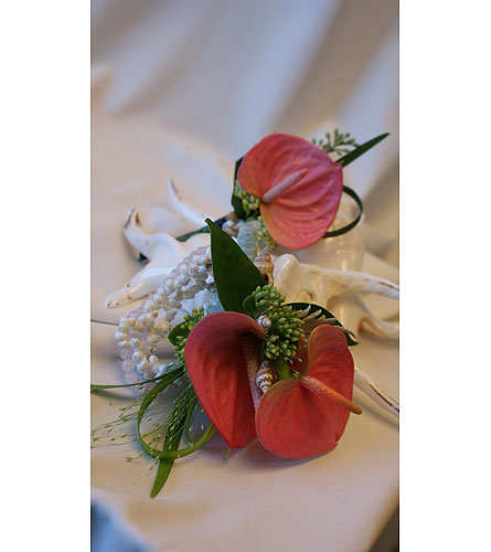 Corsages in Victoria BC, Fine Floral Designs