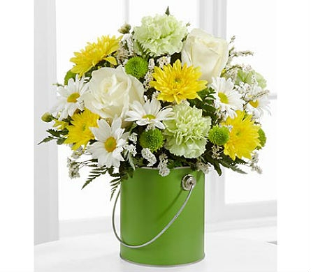The FTD® Color Your Day With Joy™ Bouquet in San Clemente CA, Beach City Florist