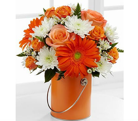 The FTD® Color Your Day With Laughter™ in San Clemente CA, Beach City Florist