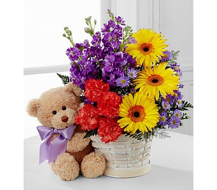 The Best Year™ Basket by FTD® in San Clemente CA, Beach City Florist