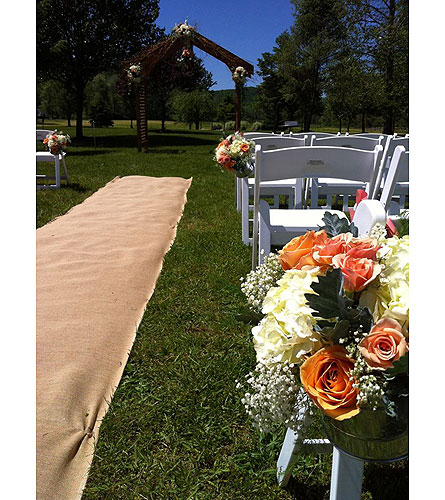 Weddings in State College PA, Avant Garden