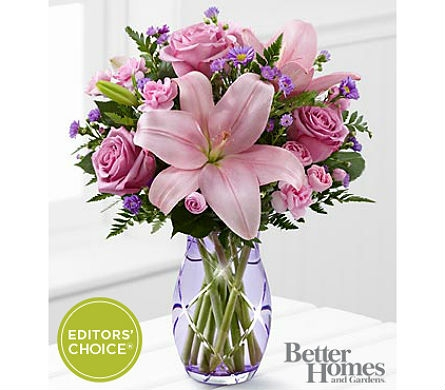 The FTD® Graceful Wonder™ Bouquet by Better Homes  in San Clemente CA, Beach City Florist