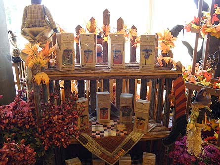 Fall 2013 in Broomall PA, Leary's Florist