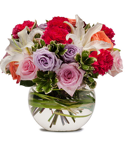Potpourri of Roses in Escondido CA, Rosemary-Duff Florist