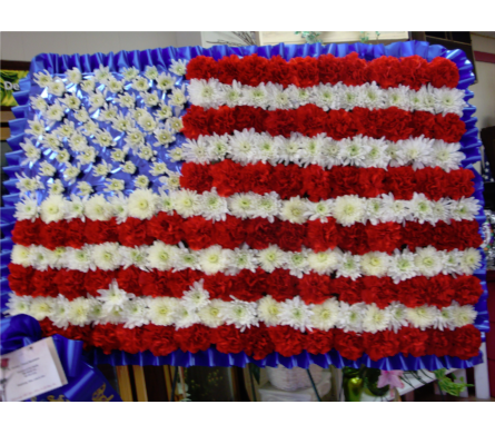 Old Glory in Freehold NJ, Especially For You Florist & Gift Shop