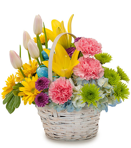Springtime in Spartanburg SC, A-Arrangement Florist