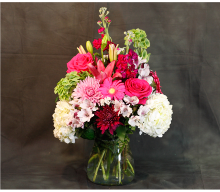 Tenderness Vase in Merrick NY, Feldis Florists