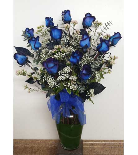 1 dozen blue roses in berkeley ca - ashby flowers, Ideas