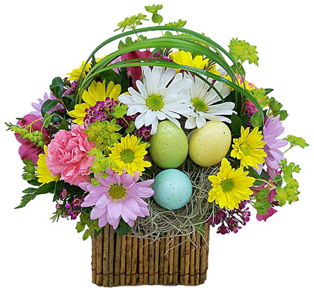 New Life Easter Bouquet in Mesa AZ, Watson Flower Shops