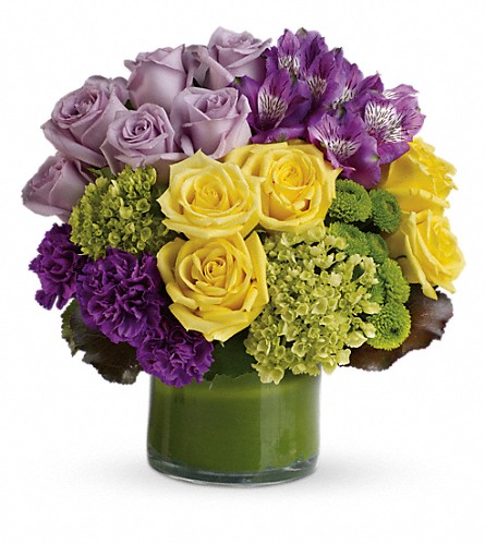 Simply Splendid Bouquet in Federal Way WA, Buds & Blooms at Federal Way