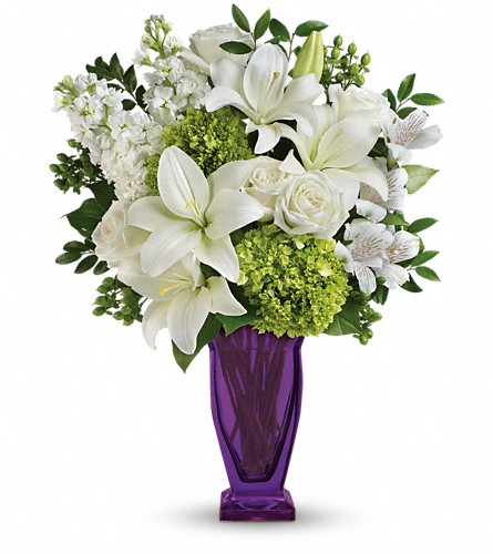 Teleflora's Moments Of Majesty Bouquet in Metairie LA, Villere's Florist