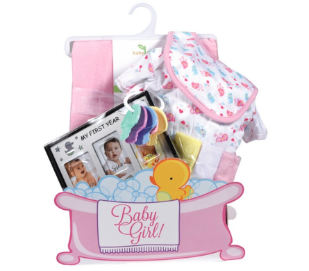 Baby Girl Gift Package in Timmins ON, Timmins Flower Shop Inc.
