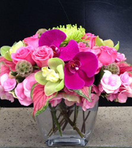 Cotton Candy Bouquet in Bellevue WA, CITY FLOWERS, INC.